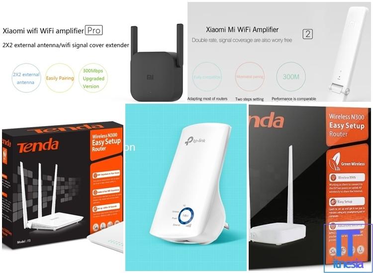 5 Penguat Sinyal WiFi Paling Ampuh! Terbukti 100%