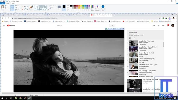 Cara Melakukan Screenshot Dan Langsung Mengedit Hasil Fotonya