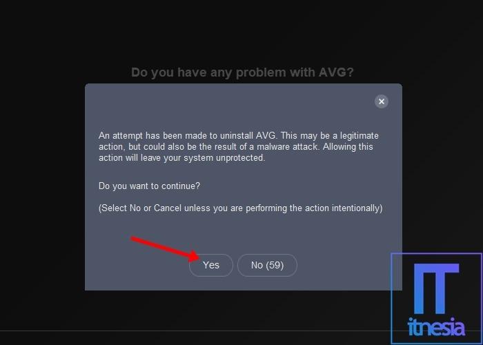 Cara Mematikan Antivirus AVG Secara Permanen 4