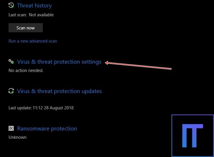 Cara Mematikan Windows Defender Pada Windows 10 Untuk Sementara Waktu 3