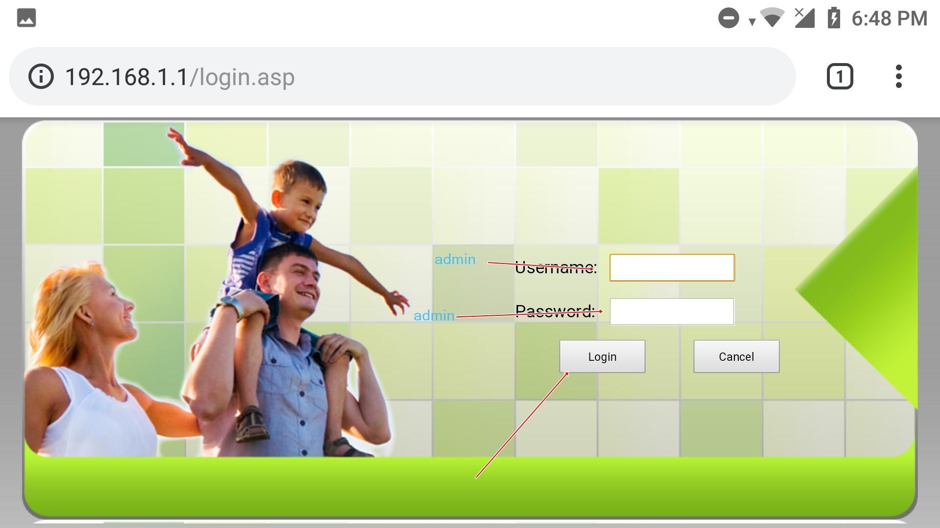 Cara Mengganti Password WiFi Indihome Fiberhome 2