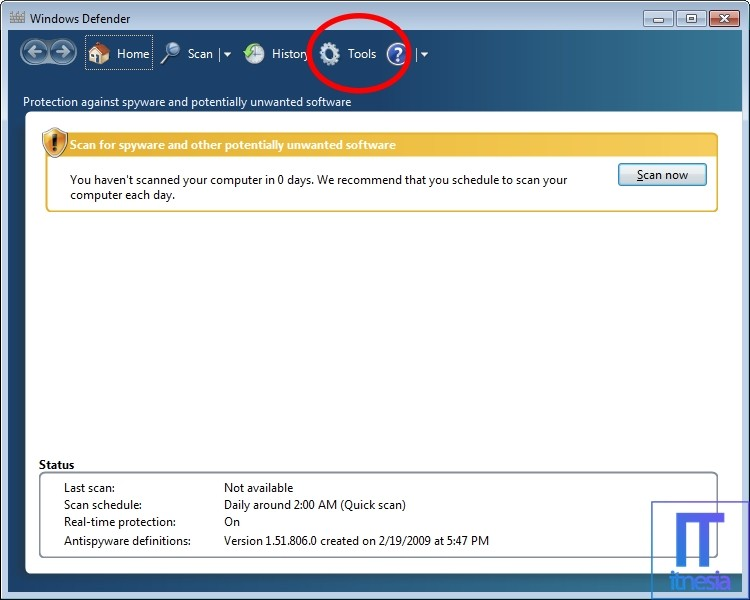 Cara Menonaktifkan Windows Defender di Windows 7 2