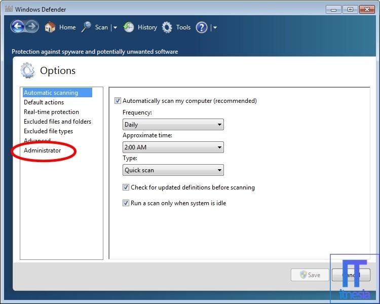 Cara Menonaktifkan Windows Defender di Windows 7 4