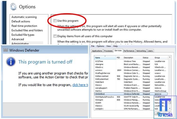 Cara Menonaktifkan Windows Defender di Windows Secara Permanen atau Sementara