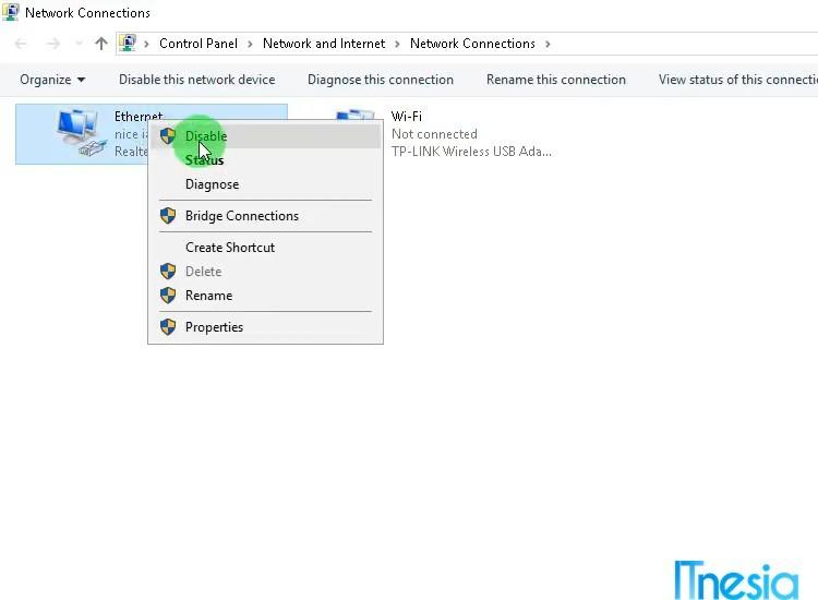 Cara Menyambungkan WiFi Ke Komputer Tanpa Kabel Menggunakan TL-WN725N 3