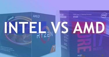 Pilih Intel Atau AMD Mana Processor Terbaik