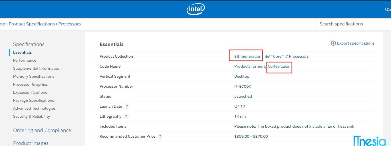 Tips Memilih Motherboard Intel Core i7 8700K