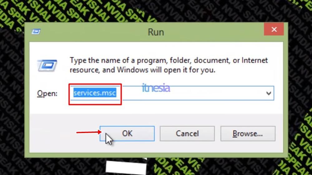 Cara Mematikan Windows Defender Di Windows 8 Secara Permanen - Buka Jendela Run