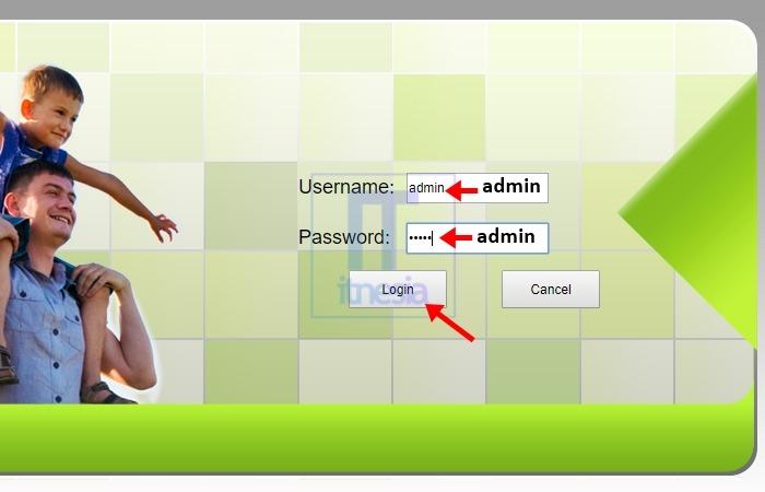 Cara Membatasi Jarak Jangkauan WiFi - Halaman Konfigurasi Modem Fiberhome