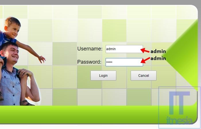 Cara Memblokir Pengguna WiFi Indihome (Fiberhome) - Halaman Login