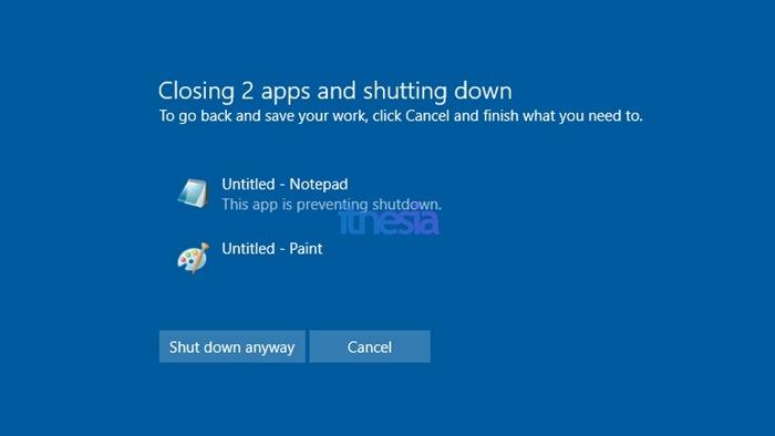 Cara Mempercepat Shutdown Windows 10 Dengan Regedit