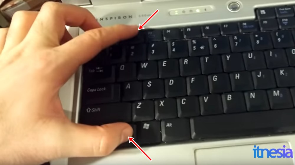 Cara Mengaktifkan WiFi Di Laptop Menggunakan TombolFN dan WiFi