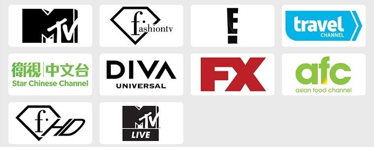 Harga Paket Biznet Home Internet Unlimited dan TV Kabel Berlangganan - Channel Hiburan