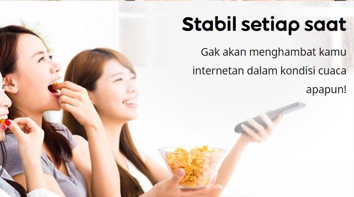 Harga Paket Internet Indosat GIG Perbulan - Stabil Setiap Saat