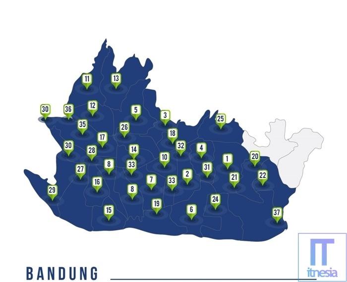 Harga Paket MNC Play Perbulan - Jangkauan Wilayah MNC Play Bandung