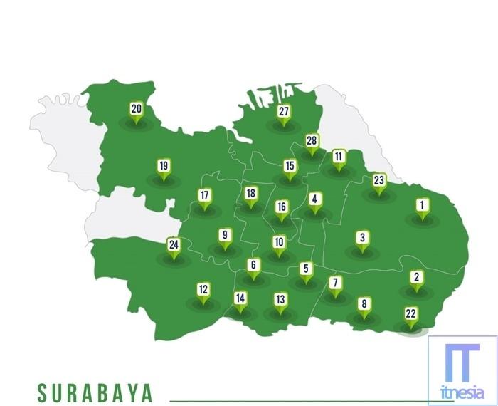Harga Paket MNC Play Perbulan - Jangkauan Wilayah MNC Play Surabaya
