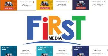 Harga Paket WiFi First Media Perbulan