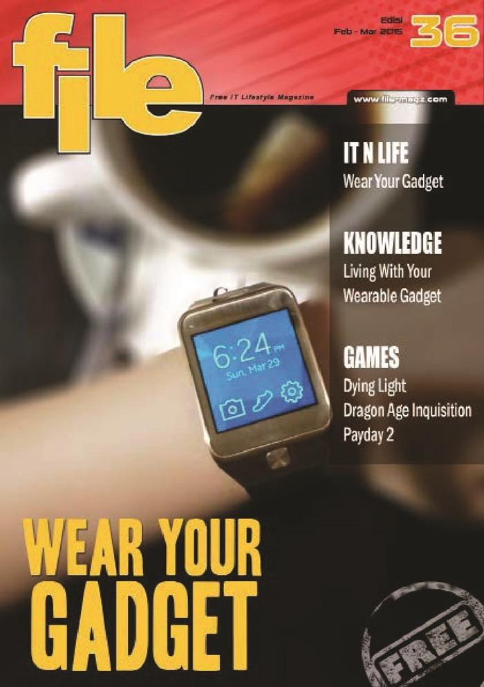 Majalah Komputer Di Indonesia - File Magazine Terbitan Terakhir April 2015
