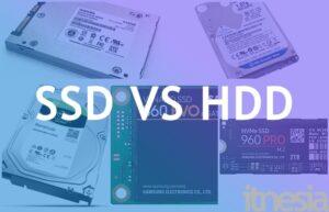 Perbedaan SSD VS HDD Harga, Performa, Kecepatan Dan Daya Tahan