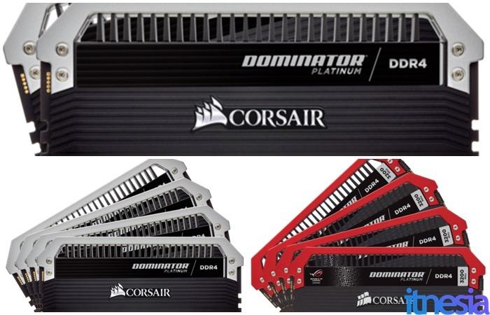 RAM Corsair Dominator Platinum DDR4
