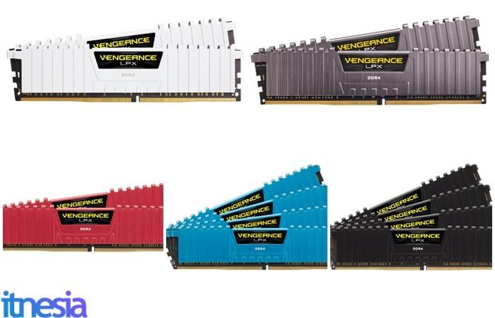 RAM Corsair Vengeance LPX DDR4