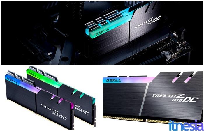 RAM G.Skill Trident Z RGB DC DDR4