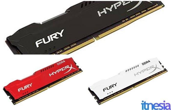 RAM Kingston HyperX Furry DDR4