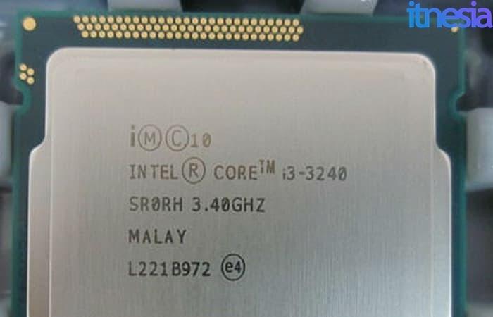 Rakit PC Gaming 2 Jutaan - Intel Core i3-3240