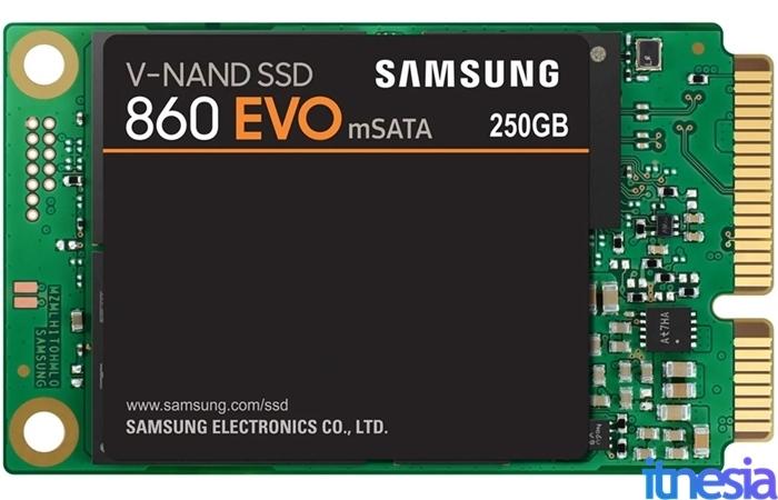 SSD mSATA01 Samsung