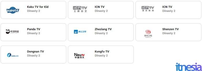UseeTV Indihome Minipack DYNASTY 2