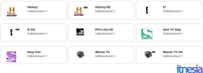UseeTV Indihome Minipack IndiTainment 1
