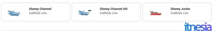UseeTV Indihome Minipack Indikids Lite