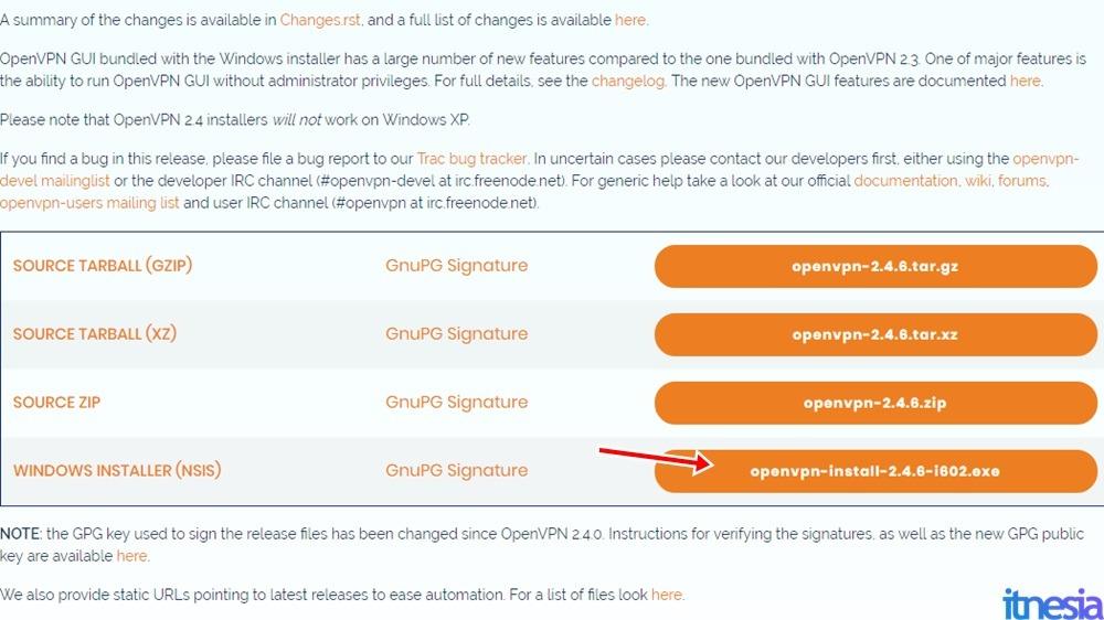 Cara Menggunakan VPN di PC Windows 10 Dengan OpenVPN