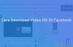 Cara Download Video Di Facebook PC (Gampang Banget)