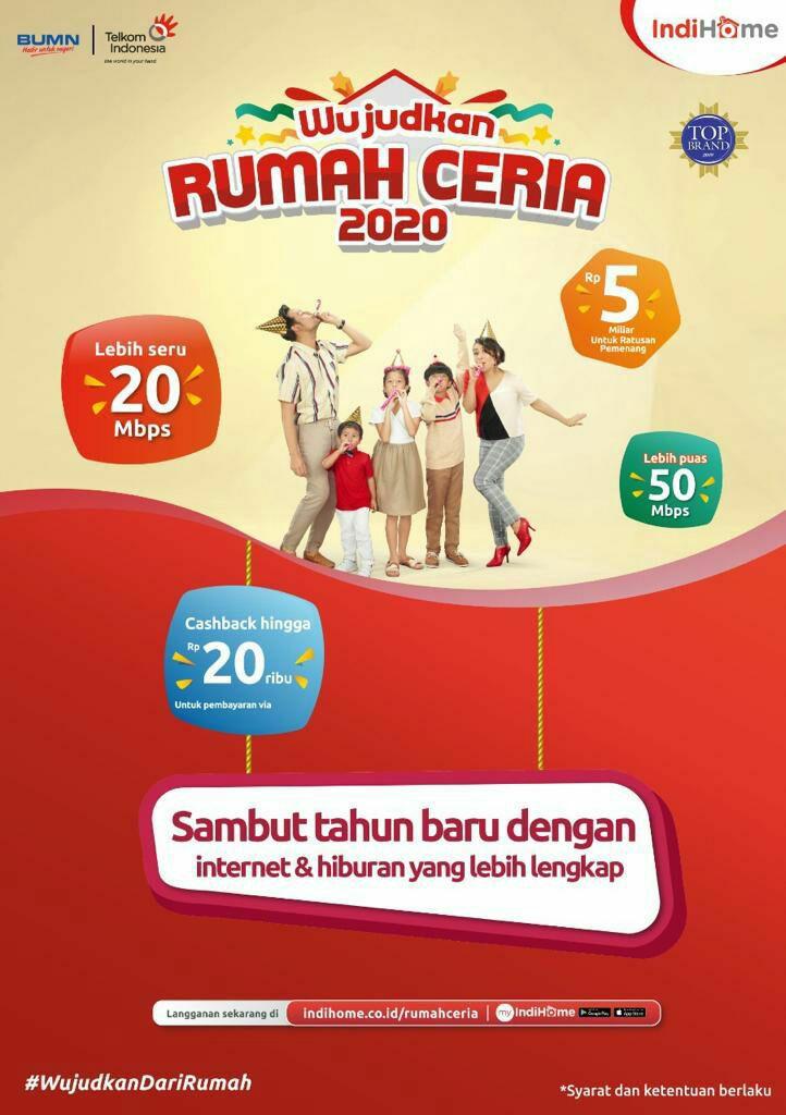 Paket Indihome Fit Digital Fit Sports Fit Movie Jakarta Timur Depok Bekasi