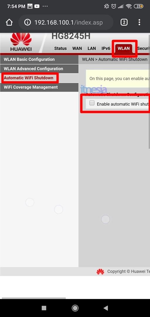 Cara Mematikan WiFi Pada Jam Tertentu [Jadwal On Off] 2