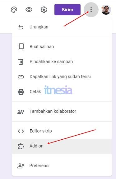 Cara Membatasi Pendaftar Di Google Form 1