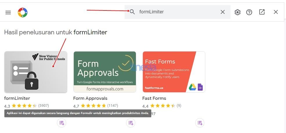 Cara Membatasi Pendaftar Di Google Form 2