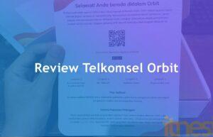 Review Telkomsel Orbit, Pasang WiFi Di Rumah Tanpa Ribet