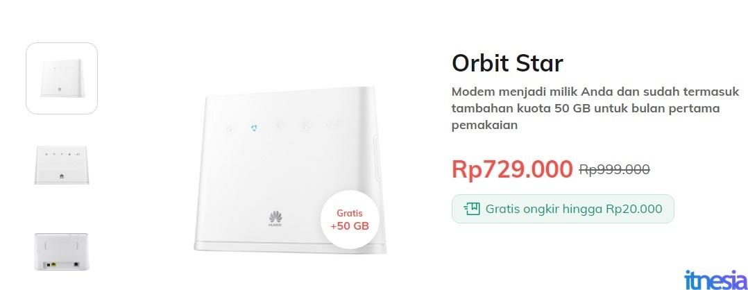 Telkomsel Orbit Star