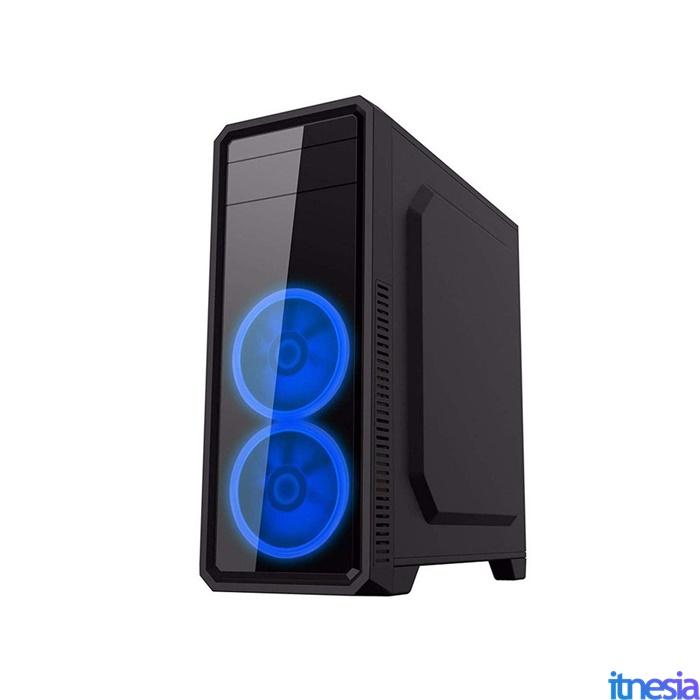 Rakit PC 6 Jutaan Untuk Kerja 2020 Casing Gamemax G561B - G561