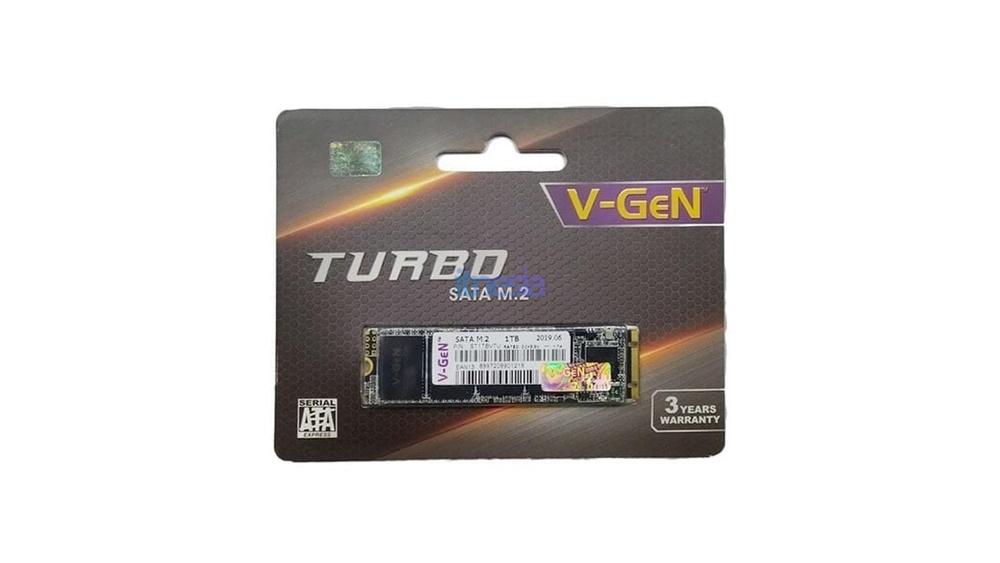 Rakit PC Gaming Intel 12 Jutaan 2020 - Storage SSD 1TB M2 V-GeN 2280 Turbo SATA