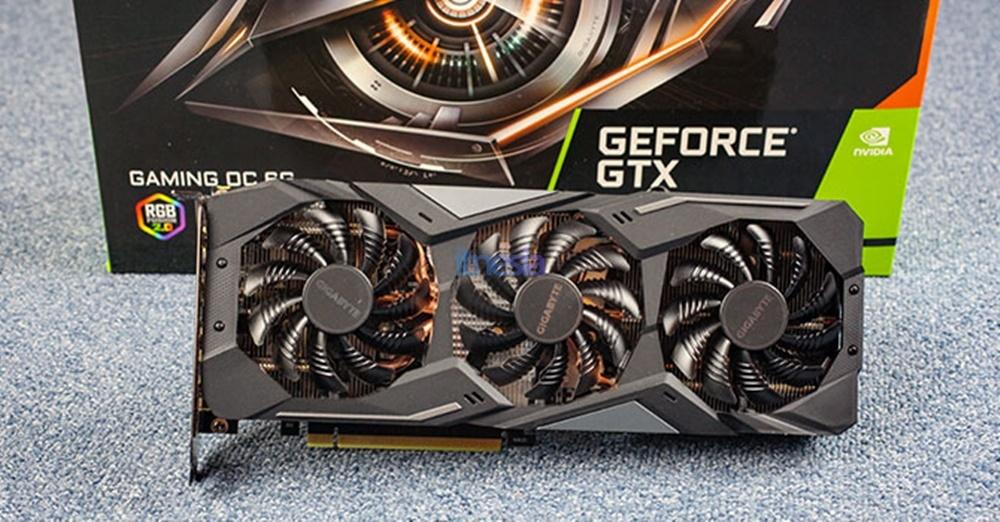 Rakit PC Gaming Intel 12 Jutaan 2020 - VGA Gigabyte GeForce GTX 1660 SUPER 6 GB OC Video Card