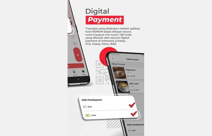 Fitur Pembayaran Digital Bonum POS