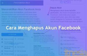 Cara Menghapus Akun Facebook Permanen Dan Sementara