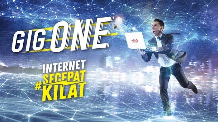 Indosat GIG One 1Gbps