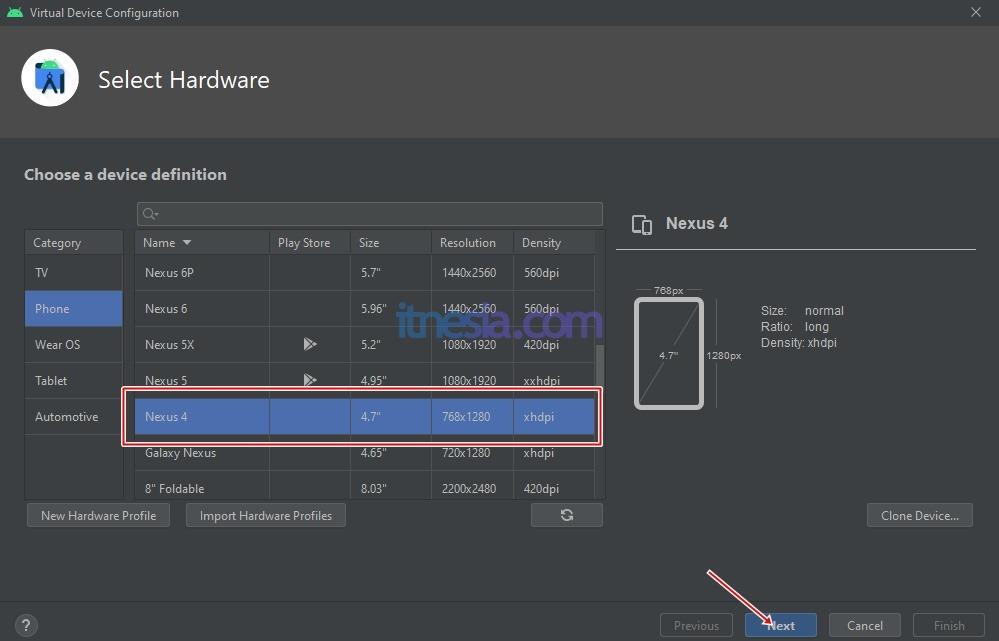 Pilih Device Yang Ringan Untuk Dijalankan Pada PC